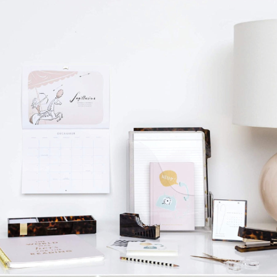 Kate Spade Address Book, Paris Icons