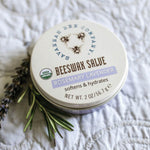 Rosemary Lavender Beeswax Salve