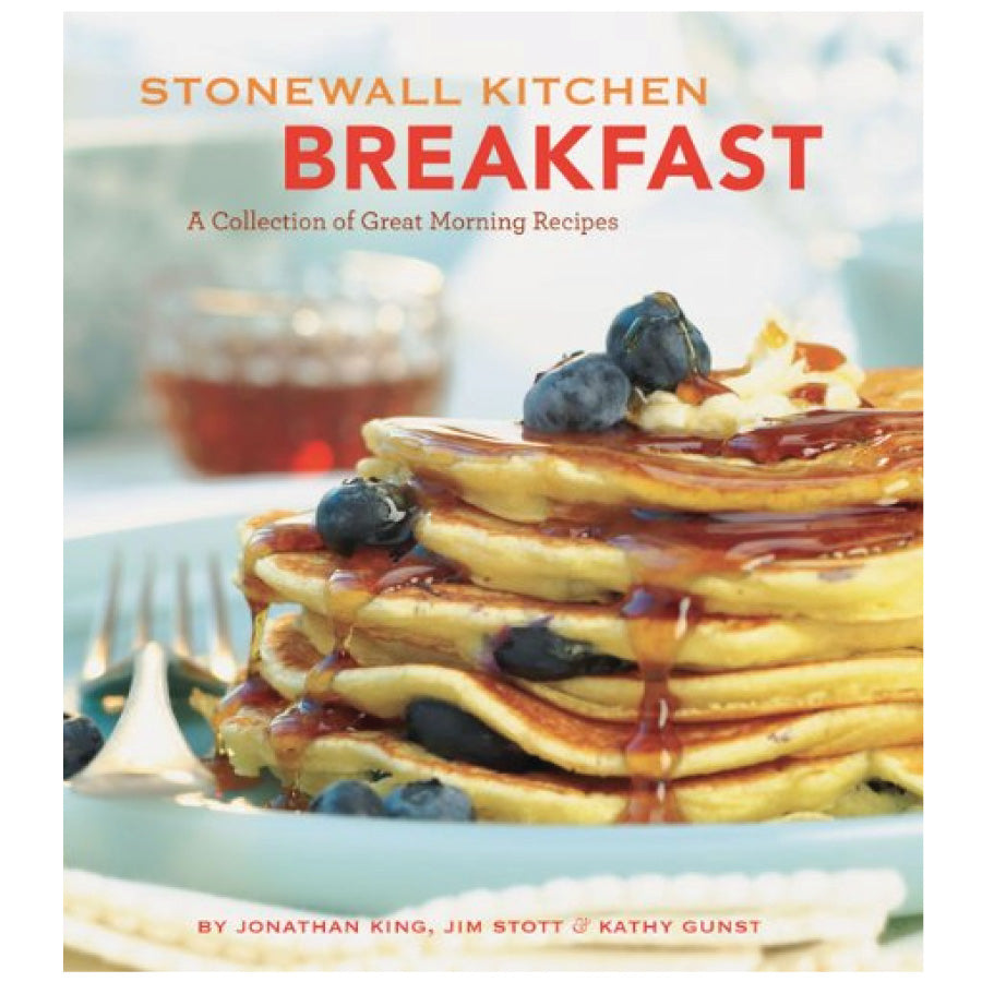 Stonewall Kitchen Breakfast Hardcover