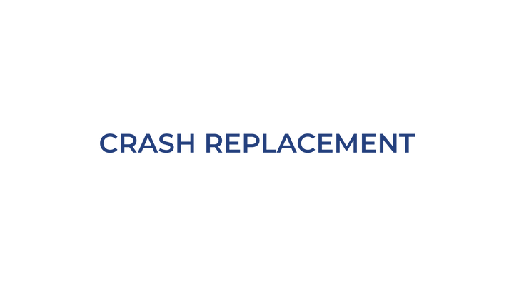 Crash Replacement Program