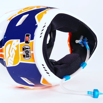 Helmet Kit For spare helmet or your additional drivers and navigators