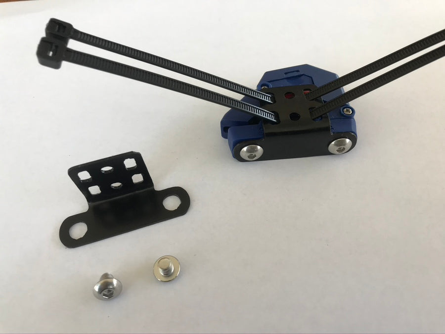 Roll cage and other surfaces mount