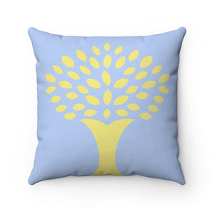 Cushion - My Values Cushion in (BLUE)