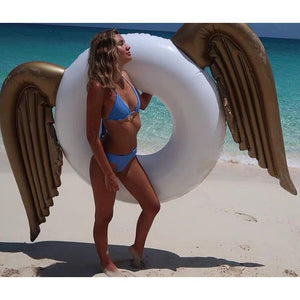 Angel Wings Beach Float - Beach Boujee