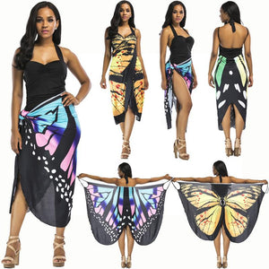 Butterfly Beach Cover Dress