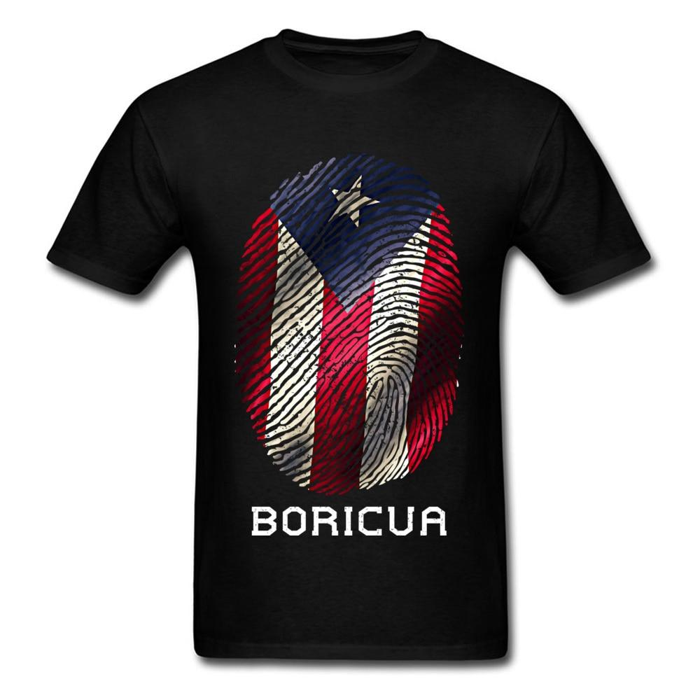 Boricua Fingerprint T-Shirt