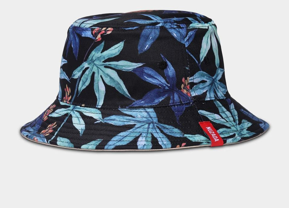 Beach Printed Bucket Hat - Beach Boujee
