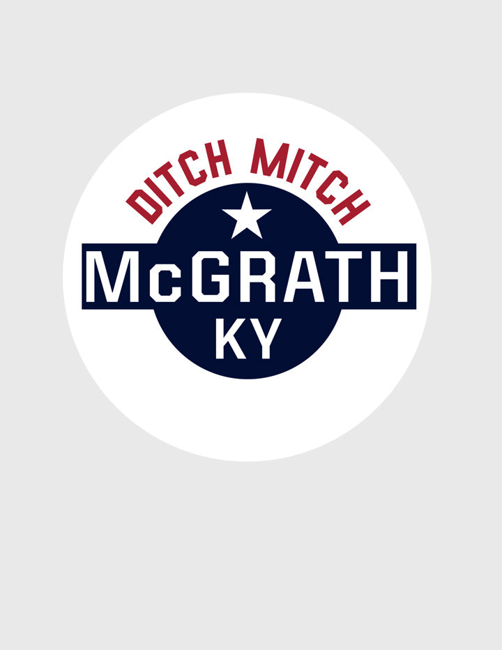 Amy McGrath Sticker