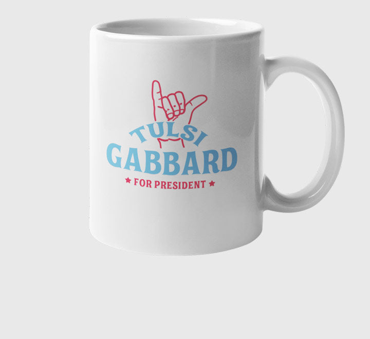 Democratic Candidates 2020 mugs