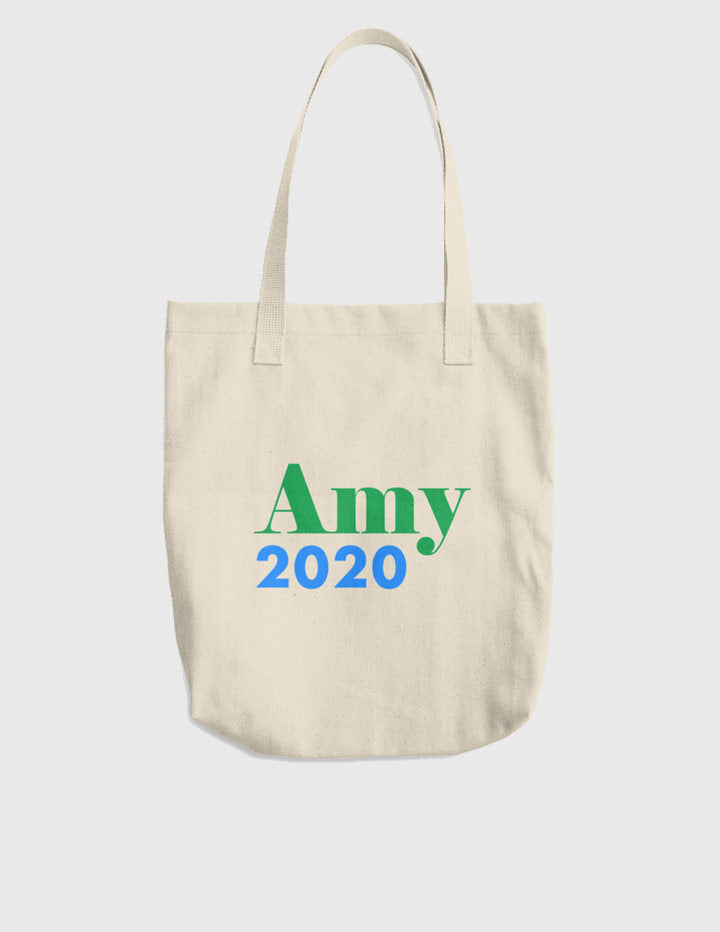 Democratic Candidates 2020 tote bags