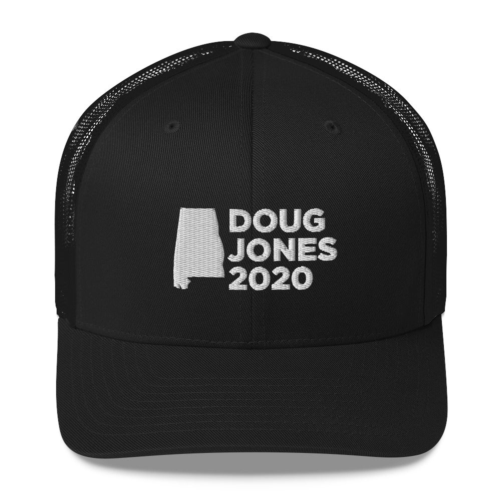 Doug Jones 2020 trucker hat