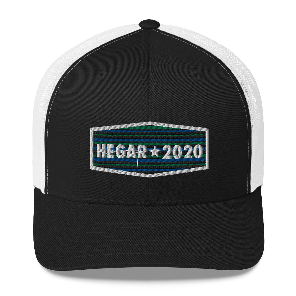 MJ Hegar 2020 trucker hat
