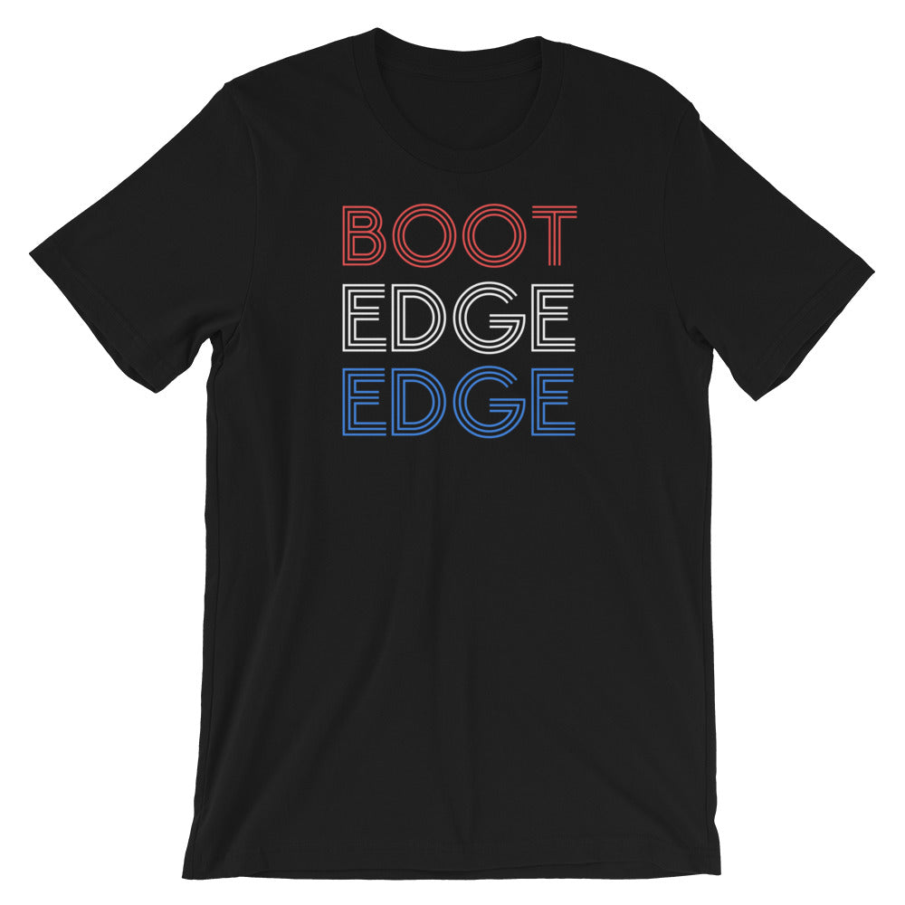 Pete Buttigieg 2020 boot edge edge t-shirt