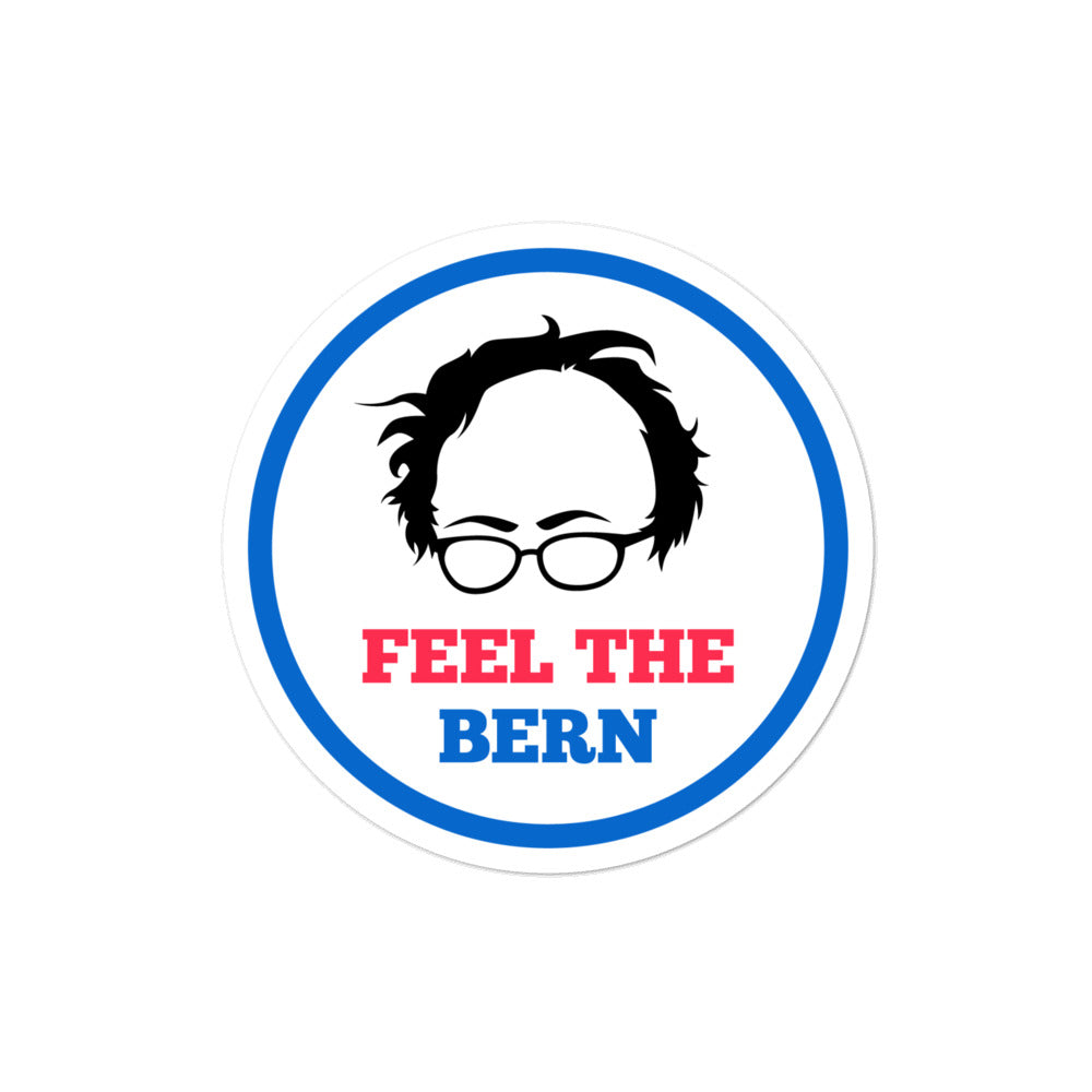 Bernie Sanders sticker
