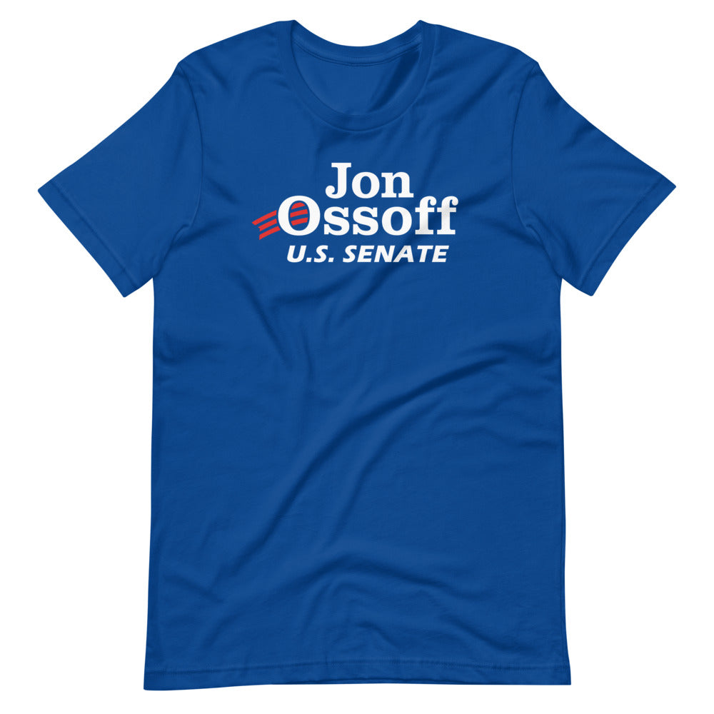 Jon Ossoff for Senator 2020 Senate Georgia Campaign T-Shirt