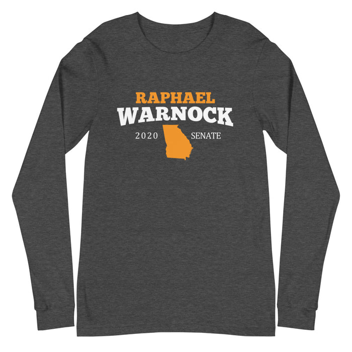Rev. Raphael Warnock Georgia Senator Long Sleeve Shirt