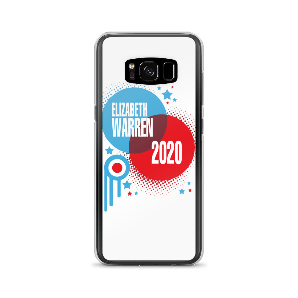 Elizabeth Warren 2020 Samsung Galaxy phone case