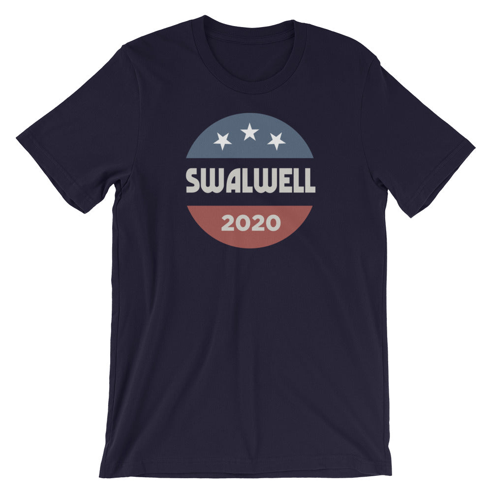 Eric Swalwell 2020 t-shirt - navy