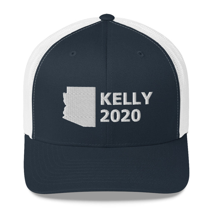 Mark Kelly for Senator from Arizona trucker hat