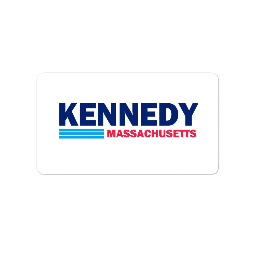 Joe Kennedy for Senate 2020 Massachusetts sticker