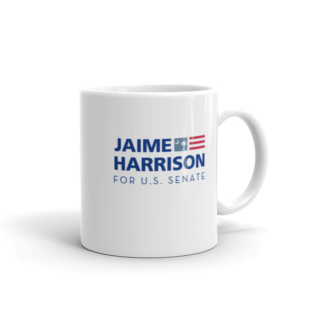 Jaime Harrison 2020 Coffee Cup