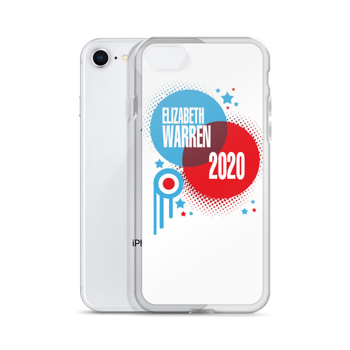 Elizabeth Warren 2020 iPhone case