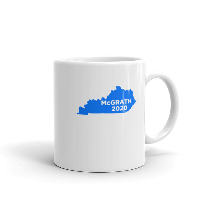 Amy McGrath Coffee Cup