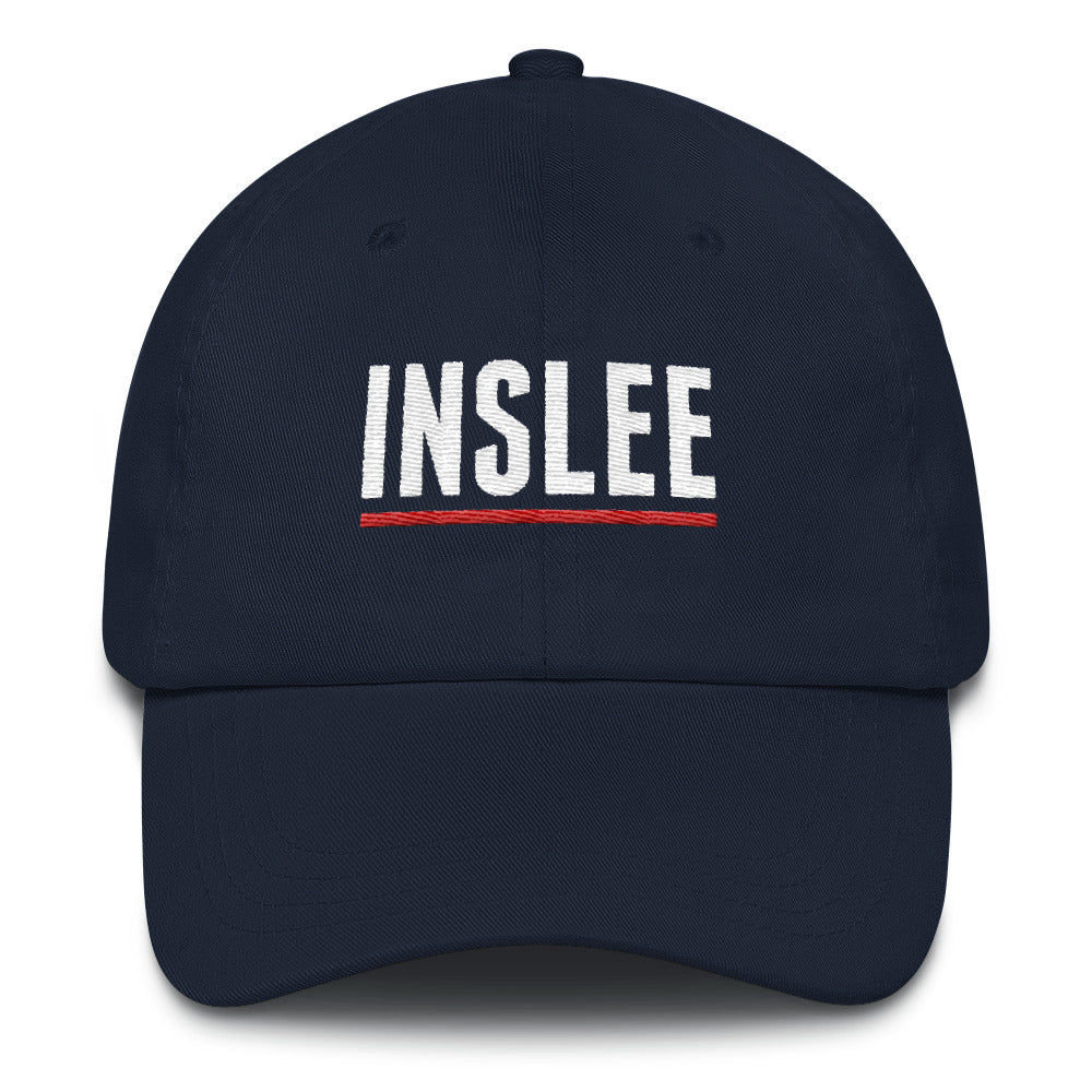 Jay Inslee 2020 for governor navy hat
