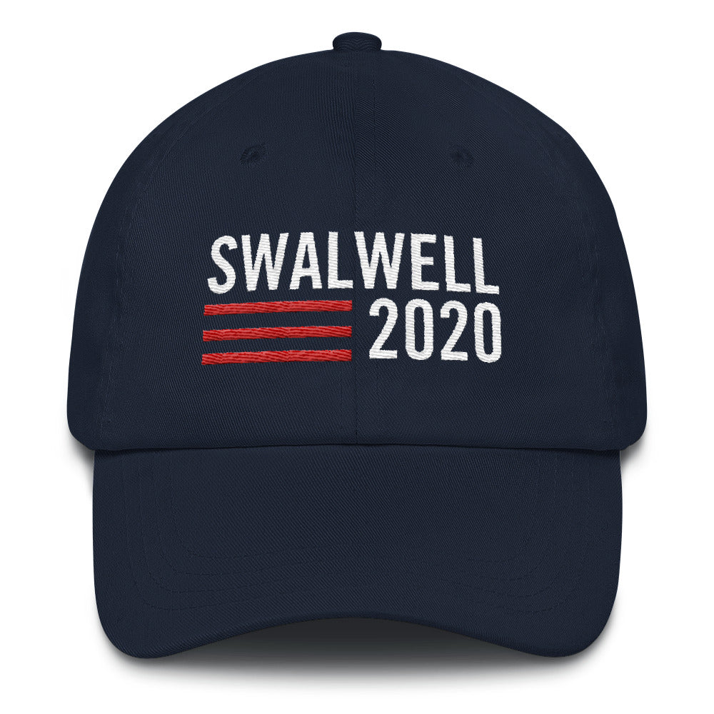 Eric Swalwell 2020 hat - navy