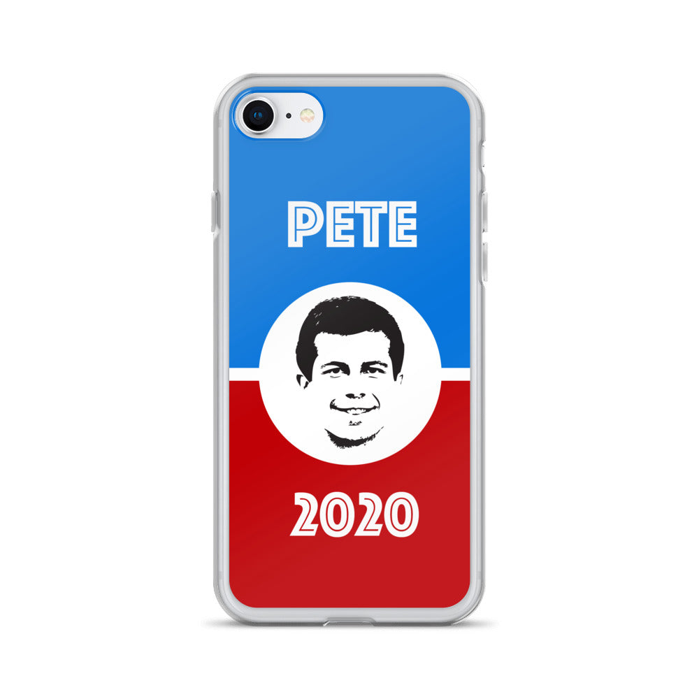 Pete Buttigieg 2020 iPhone case