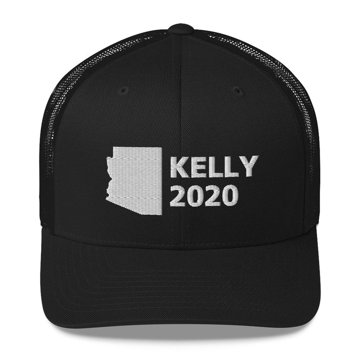 Mark Kelly 2020 trucker hat