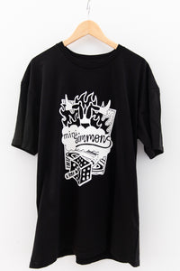 Mini Simmons Smoking Dice Band Tee