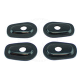 Lighting - Signals Adapter Plate Kawasaki - V2 4 Black