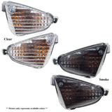 Lighting - Signals - Suzuki - Rear - Complete Unit - Amber Bulb - 08-10 GSXR 600/750, 07-08 GSXR 1000
