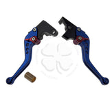 Levers - Brake & Clutch Yamaha FZ6 04-09 - CNC Shorty