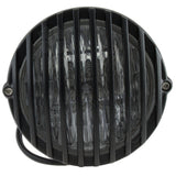 Headlight - Universal - Bobber - 5 Bars Black