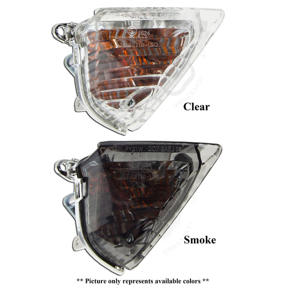 Lighting - Signals - Suzuki - Rear - Complete Unit - Amber Bulb - 06-07 GSXR 600 / 750, 05-06 GSXR 1000