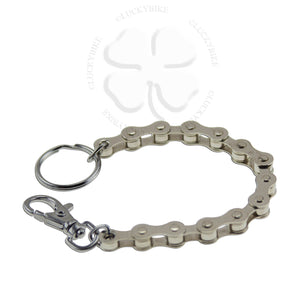 Key Ring - Chain - Silver