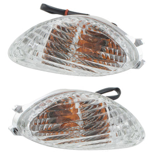 Lighting - Signals - Suzuki - Rear - Complete Unit - Amber Bulb - 08-14 GSXR 1300 Hayabusa