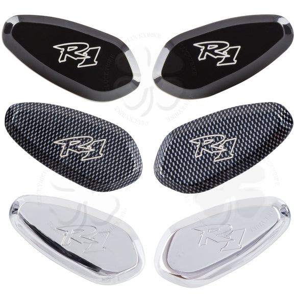 Mirror Block Off - Yamaha YZF 98-14 R1