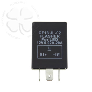 Lighting - Relay - LED Flash Controller - 3 Pin Square