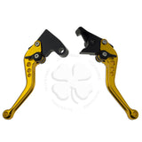 Levers - Brake & Clutch Triump Speed Triple - CNC Shorty