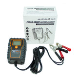 Tools - Smart Battery Charger & Tester - 6-12V - 0.75mA