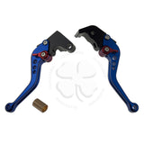 Levers - Brake & Clutch Yamaha R1 09-14 - CNC Shorty
