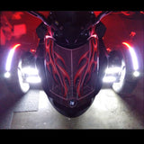 Lighting - Accent - LED Fender Strips Can Am