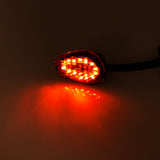 Lighting - Signals - Yamaha - LED - YZF R3, R6, R6s, R1, FZ, MT, FJ, XSR, XP, TMAX - V2 Flush