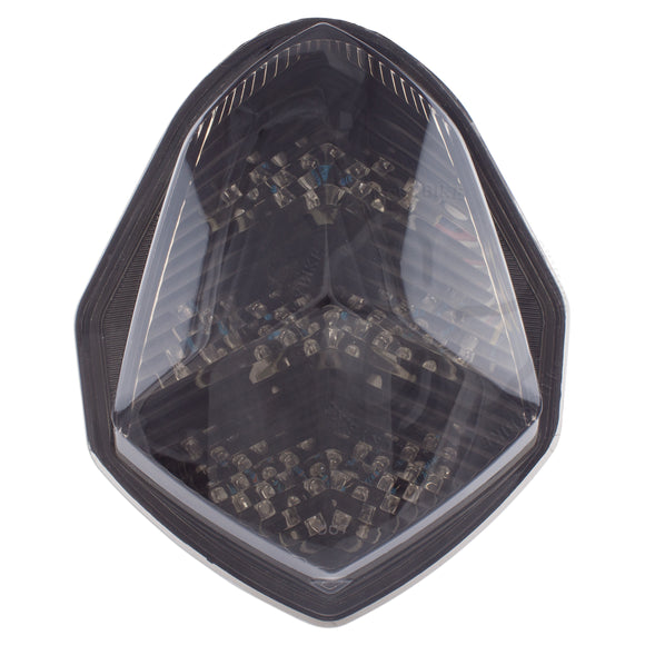 Taillight - Integrated LED - 03-04 GSXR 1000 35710-18G30 - Smoke