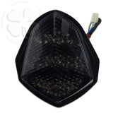 Taillight - Integrated LED - 03-04 Suzuki GSXR 1000 35710-18G30 - DOT Smoke