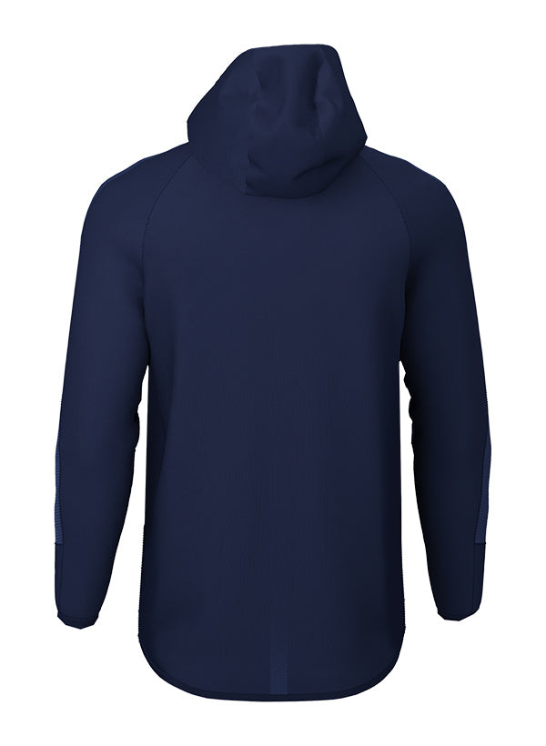 CHC 1/4 Zip Waterproof Hooded Top