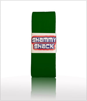 British Racing Green Shammy Shack Core Chamois Grip